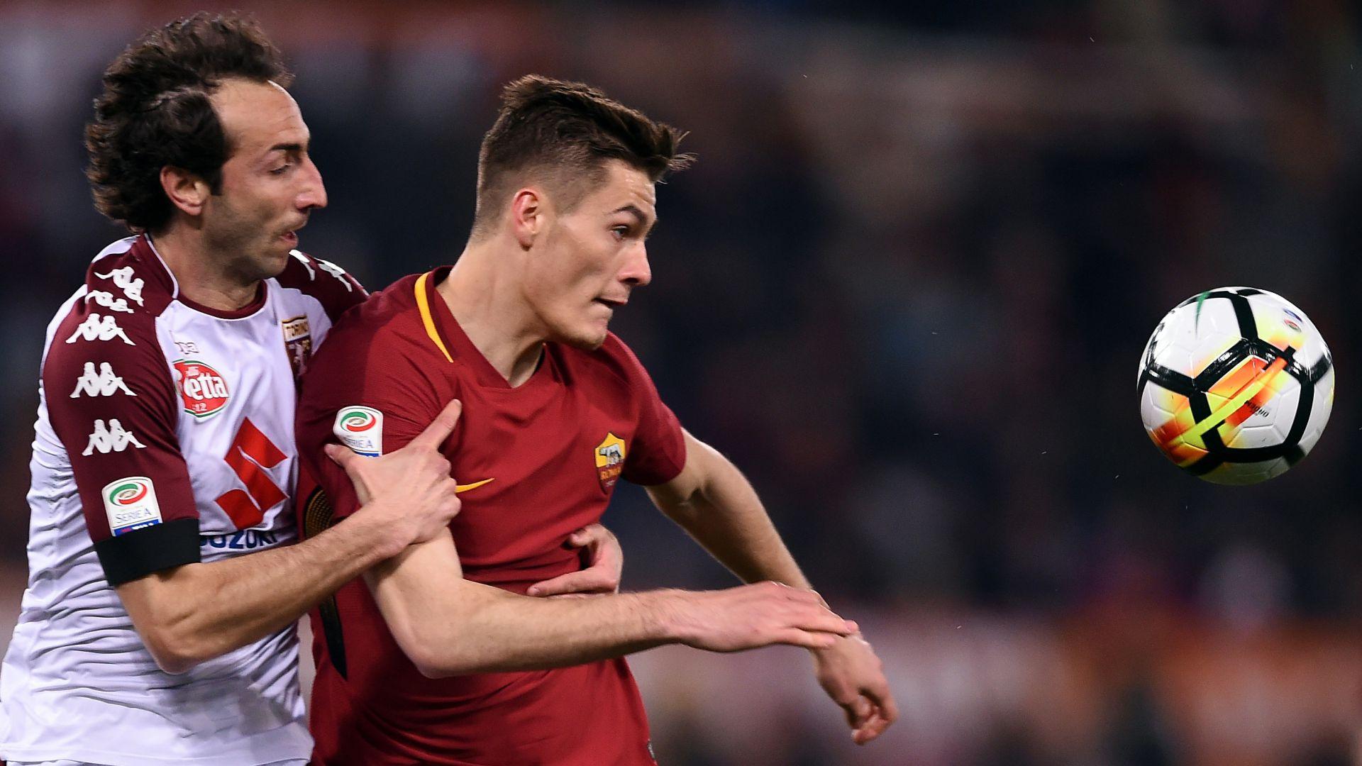 Roma-Torino, le formazioni ufficiali: Schick titolare, Baselli trequartista