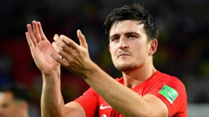 Harry Maguire England 2018