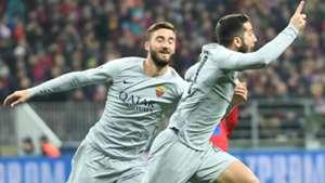 Kostas Manolas CSKA Roma Champions League