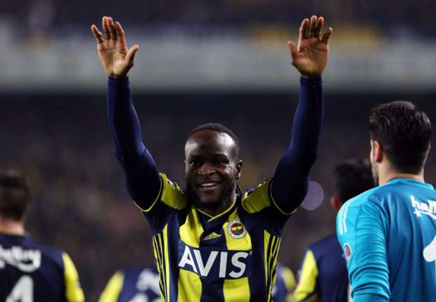 Fenerbahce's Victor Moses Excited To End Season With A Win