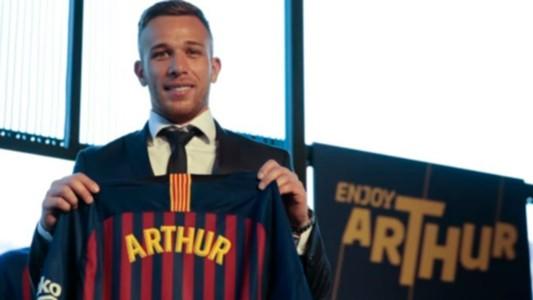 Arthur Melo I Barcelona I 12 07 18