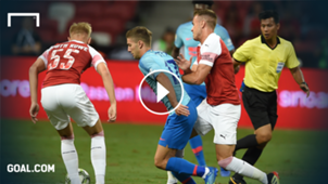 Arsenal Atletico Highlights ICC