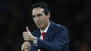 Unai Emery Arsenal 2018-19