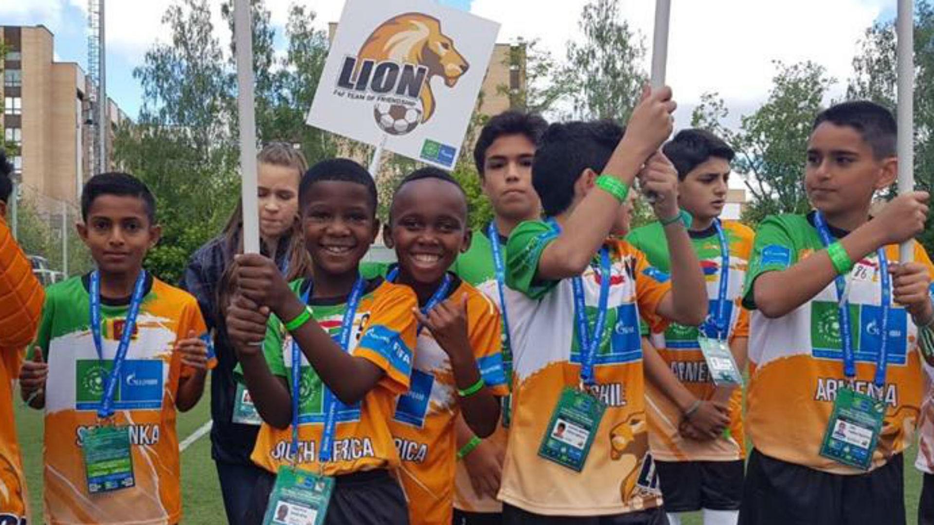 Young Bafana