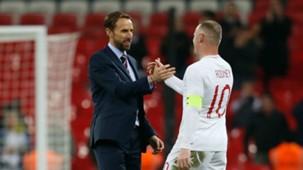 2018-11-16 Wayne Rooney Gareth Southgate