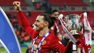 Zlatan Ibrahimovic Manchester United Southampton EFL Cup