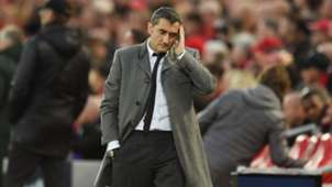 Ernesto Valverde Liverpool Barcelona UCL 07052019
