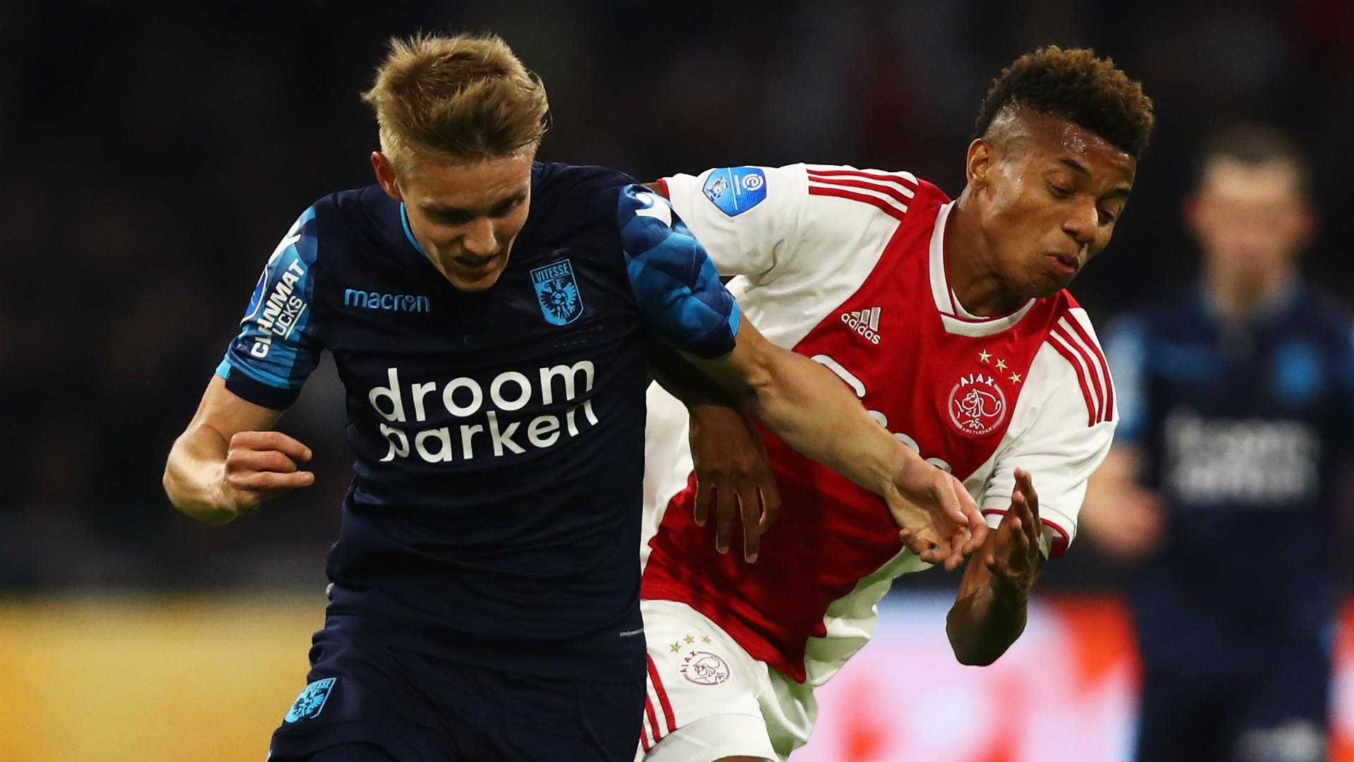 Martin Odegaard Vitesse 2018-19