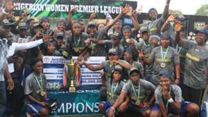 Bayelsa Queens are NWPL Champions