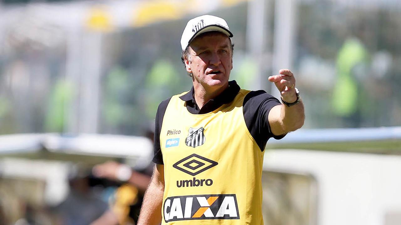 Cuca Atletico-MG Santos Brasileirao Serie A 12082018