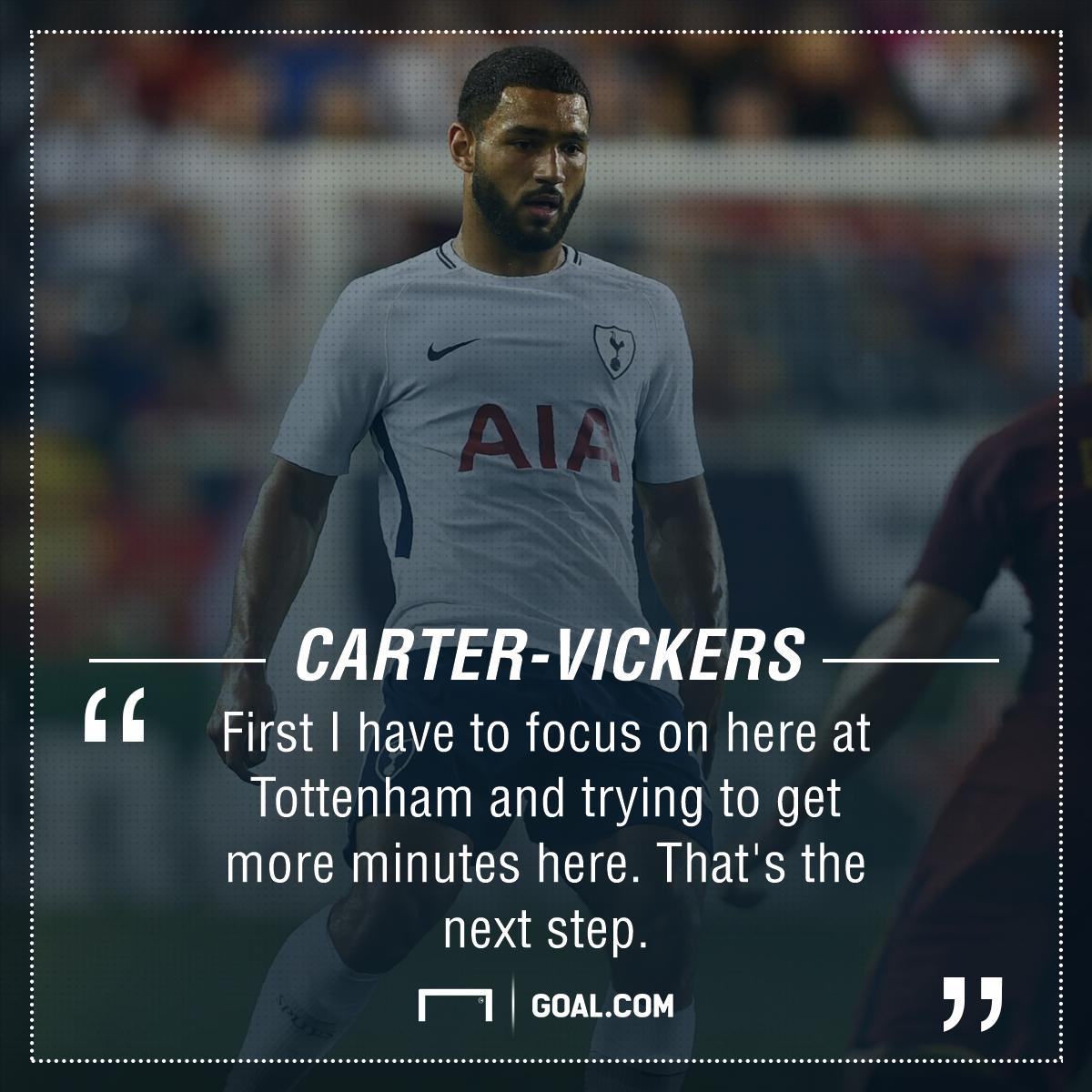 Cameron Carter-Vickers GFX