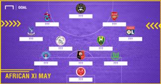 Goal Africa May XI