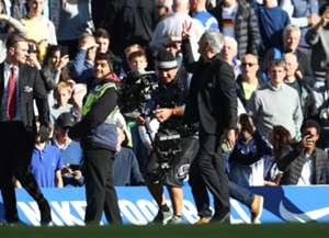 Jose Mourinho Chelsea Manchester United Premier League 10/20/18