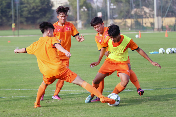 U19 U18 Việt Nam