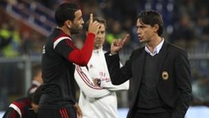 Adil Rami Filippo Inzaghi - Milan