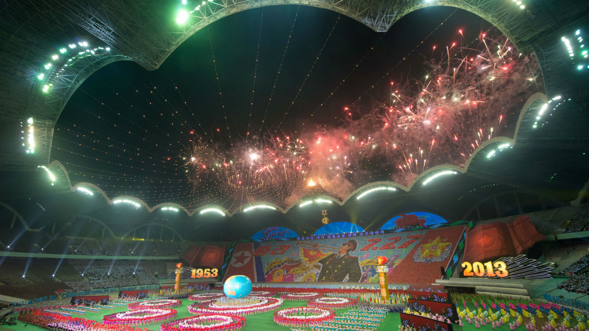Rungrado May Day Stadium North Korea