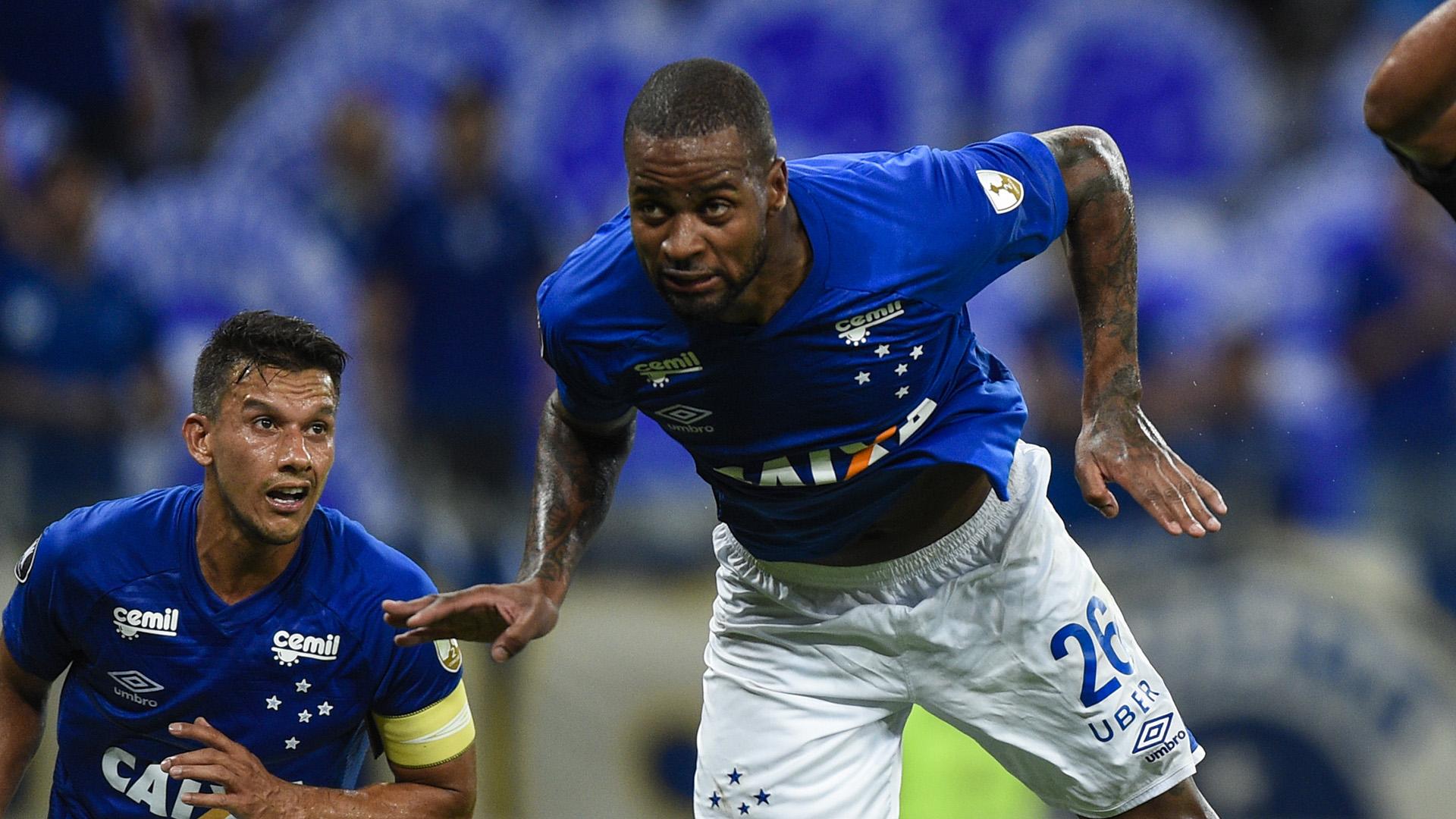 Dede Cruzeiro Vasco 04042018 Copa Libertadores
