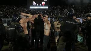 Partizan vs. Roter Stern Belgrad 13122017