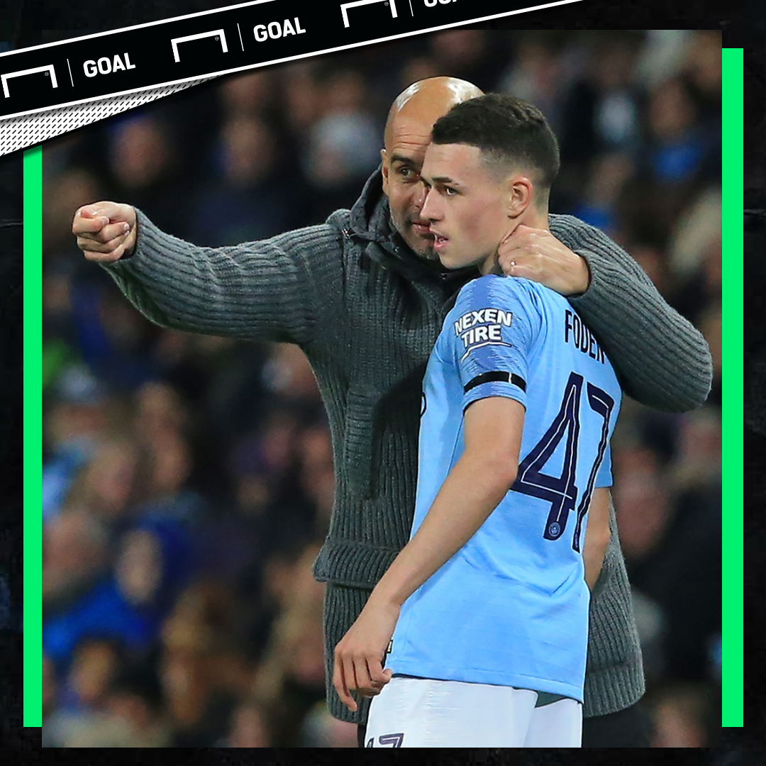 Phil Foden Manchester City PS