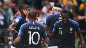 Frankreich Australien WM 2018 16062018