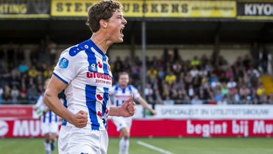Sam Lammers, sc Heerenveen, Eredivisie 09012018