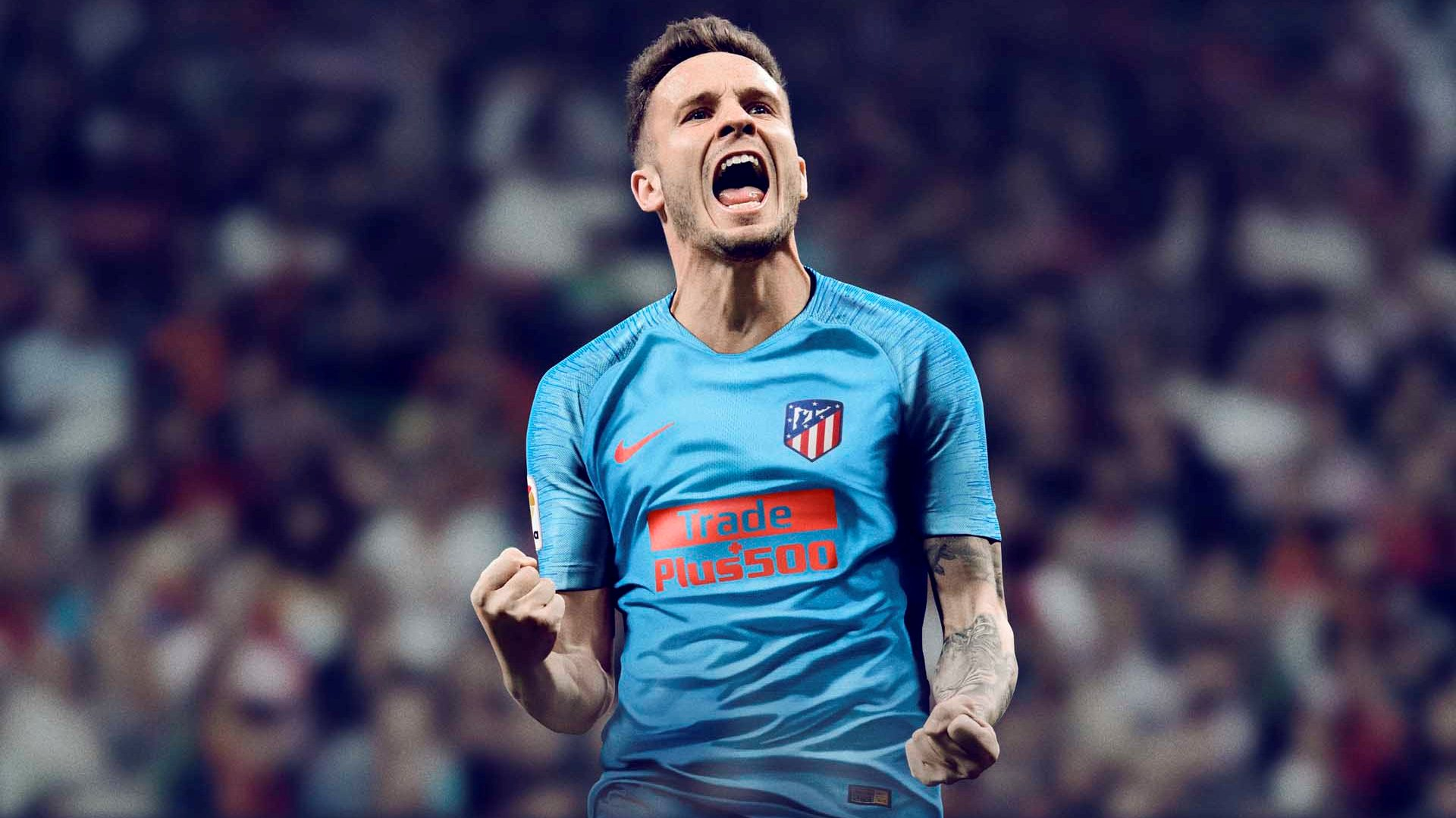 Atletico Madrid Away Kit 2018/19
