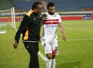 Osama Ibrahim - zamalek