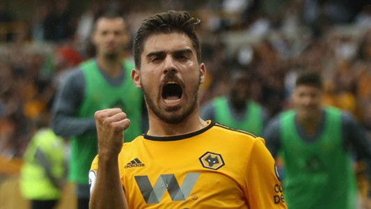Ruben Neves Wolves 2018-19