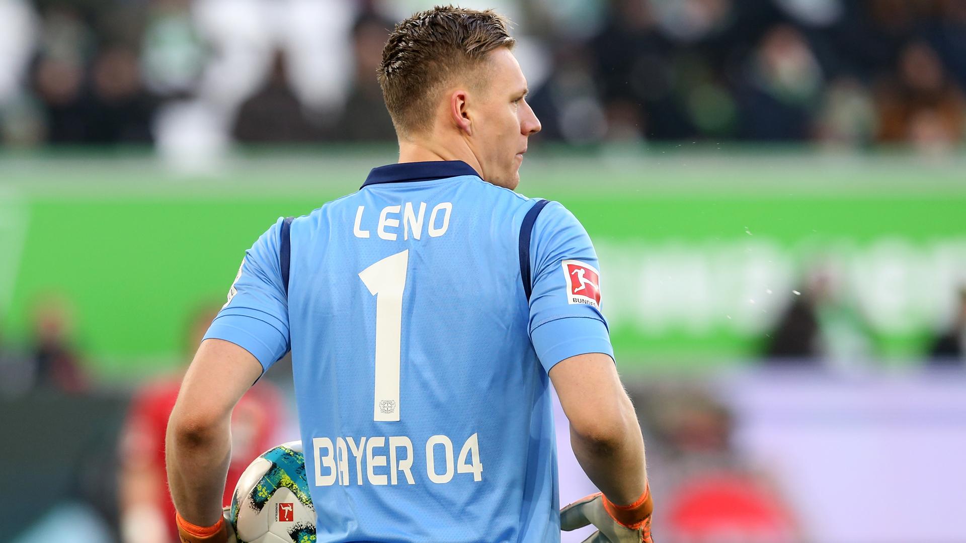 Bernd Leno Bayer leverkusen 03032018