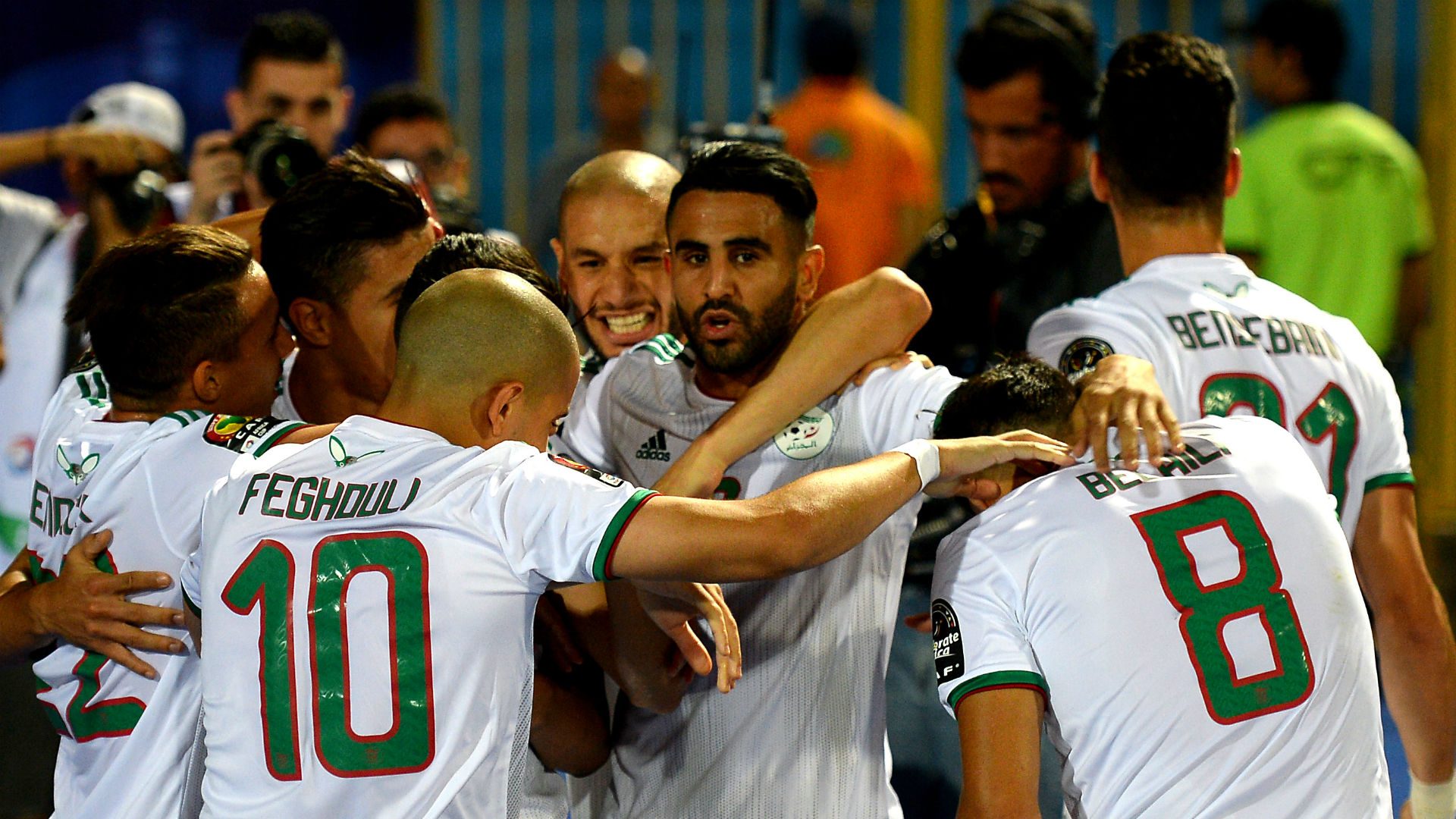 Image result for Algeria afcon