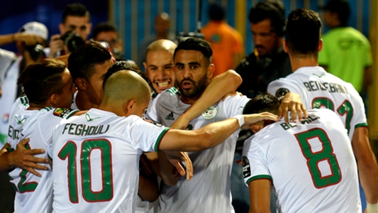 Image result for Algeria afcon 2019