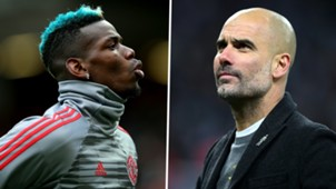 Paul Pogba Pep Guardiola