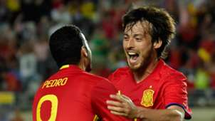Pedro David Silva Spain Colombia Friendly 07062017
