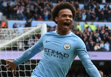 Sane achieves Man City first with West Ham goal