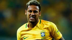 Neymar Brasil Chile WC Qualifiers 2018 10102017