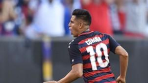 Joe Corona USA Gold Cup