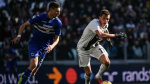 Mandzukic Juventus Sampdoria