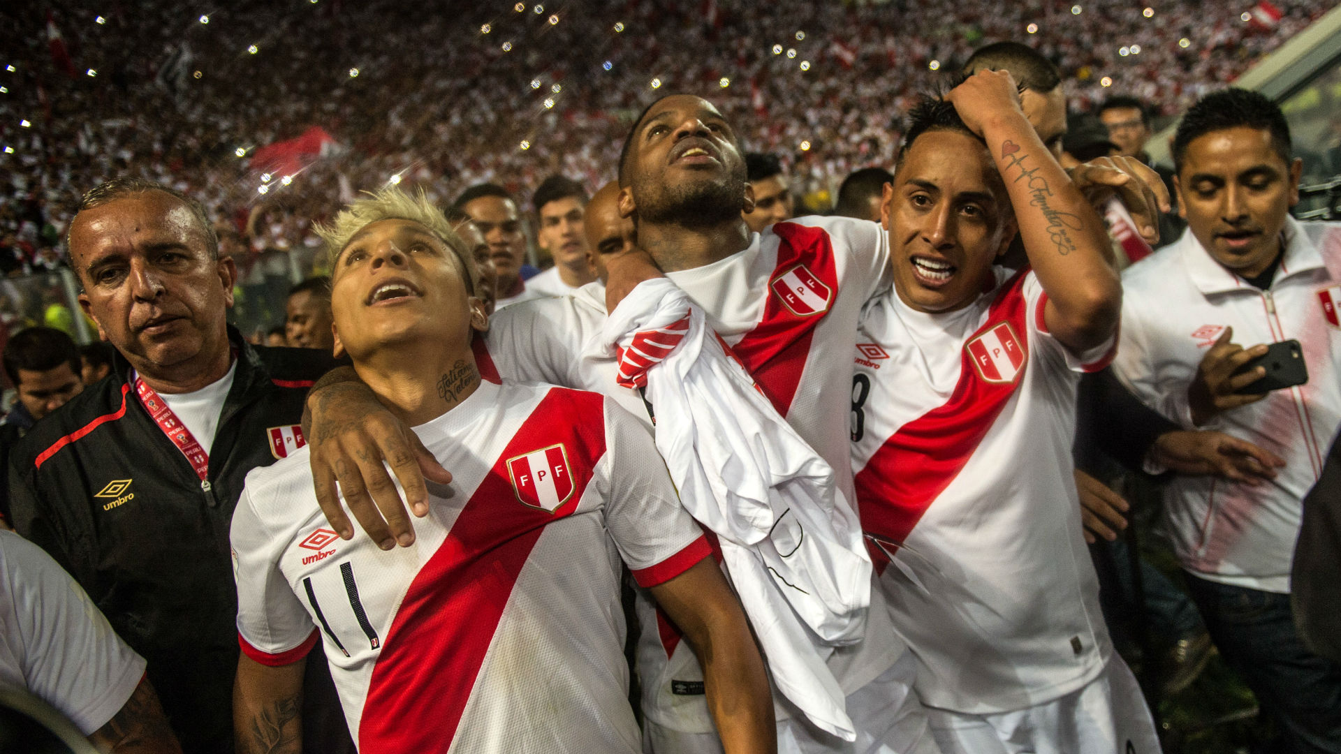 Peru World Cup playoff