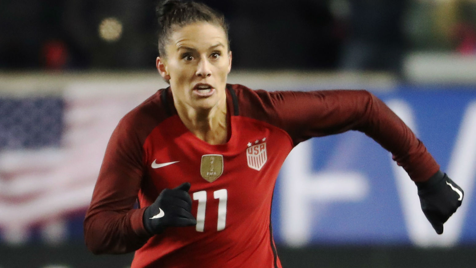 818b60de9 'I knew the door was somewhat cracked' - Krieger embraces unlikely second  chance with USWNT