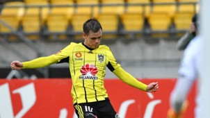 Michael McGlinchey Wellington Phoenix v Central Coast Mariners A-League 14012017