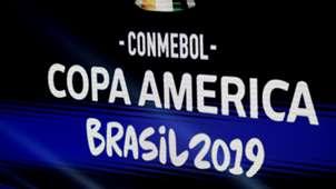 Copa America 2019 sorteio 24012019