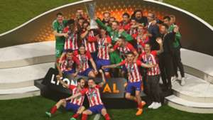 Atletico Madrid UEL