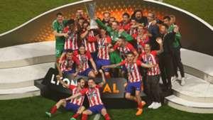Atletico Madrid UEL