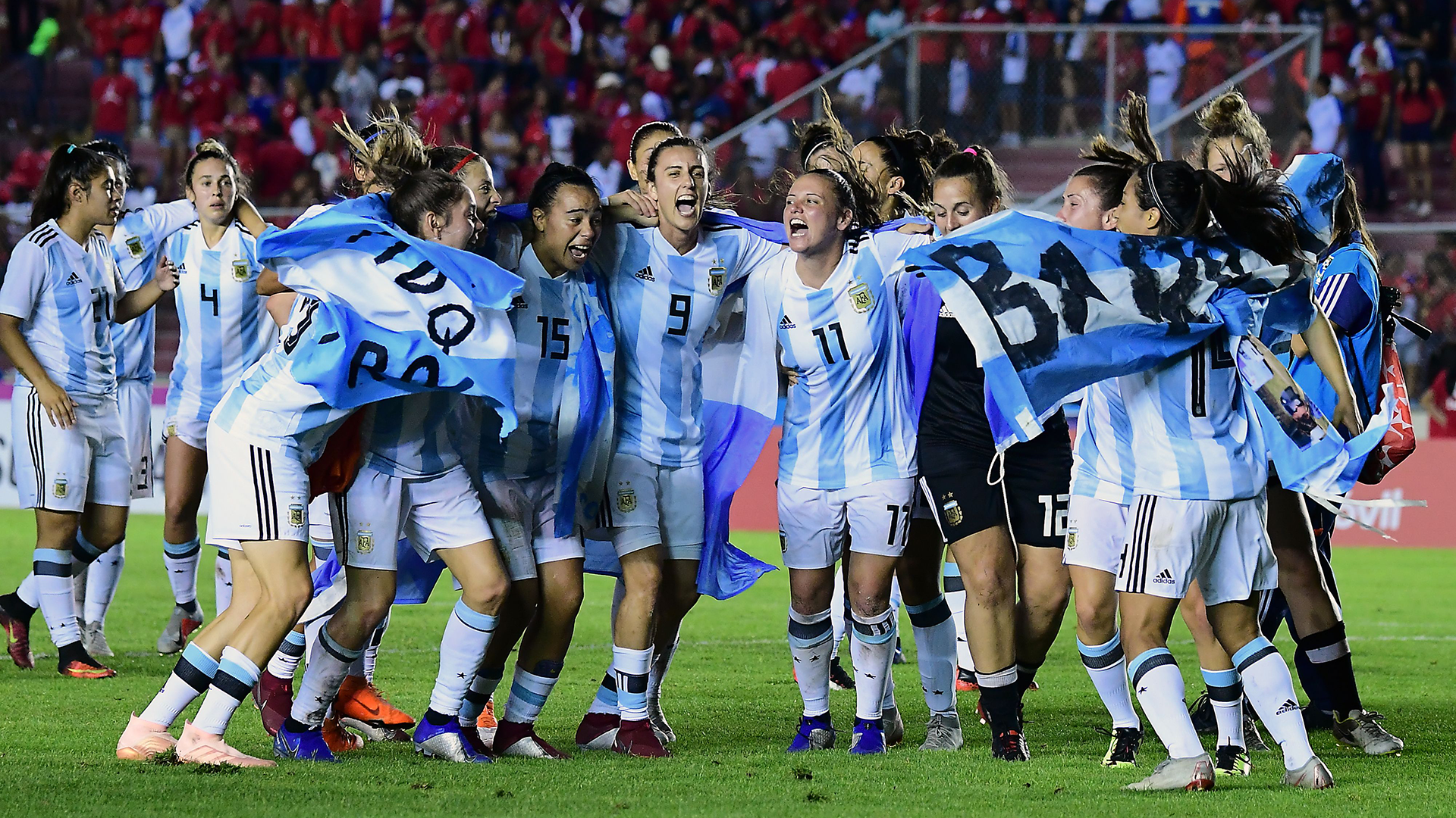 Argentina women's national team 2018