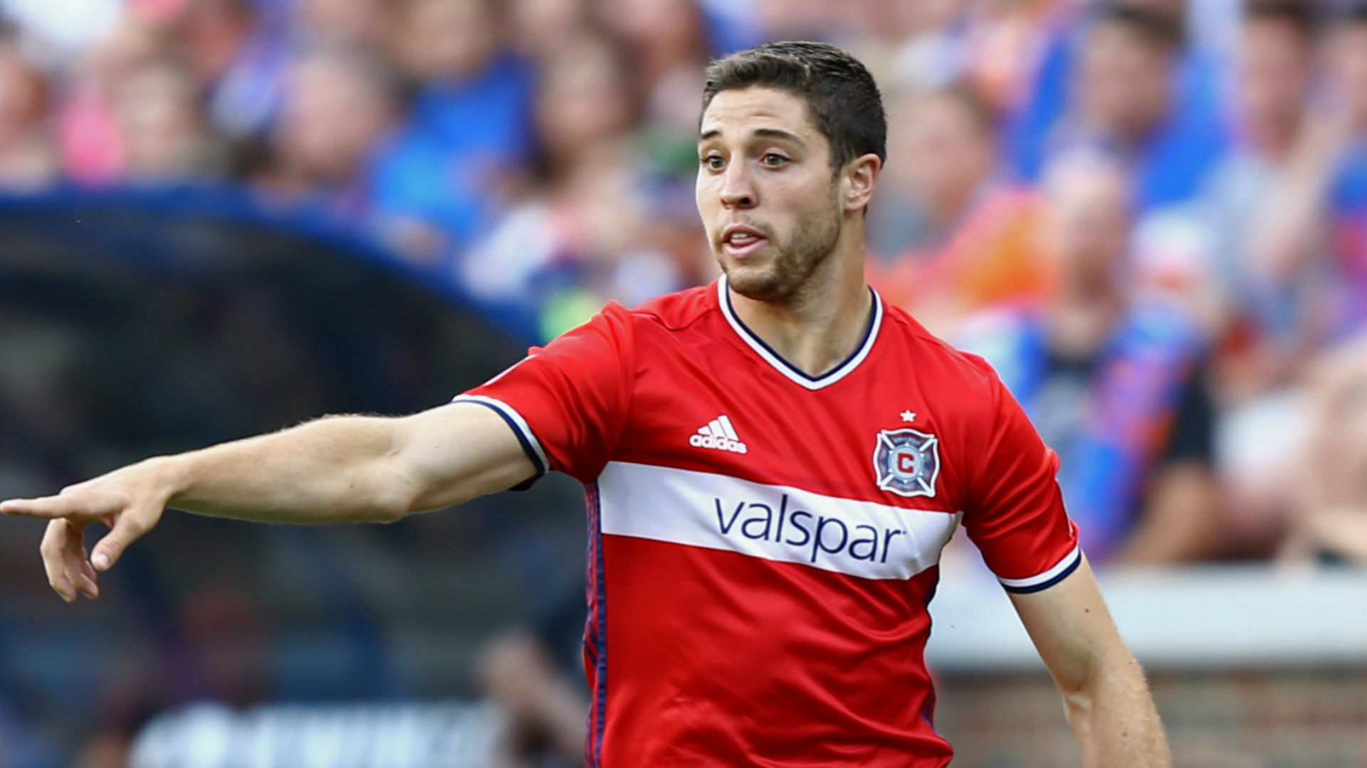 Matt Polster Chicago Fire MLS