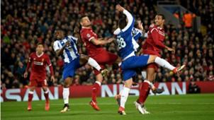 Dejan Lovren Liverpool Porto Champions league