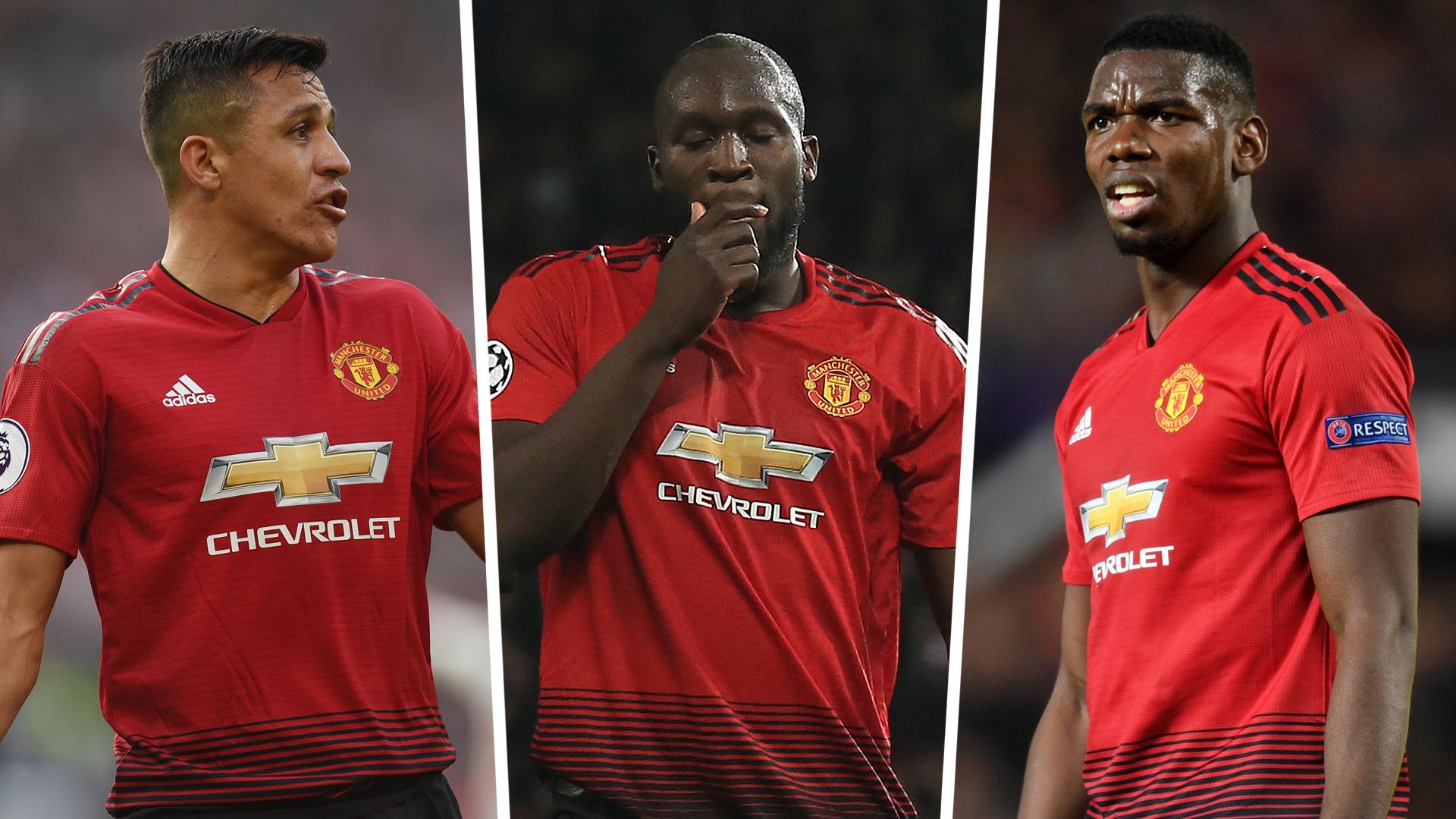 'It was always me, Pogba or Sanchez to blame!' - Lukaku hits out at Man Utd fans