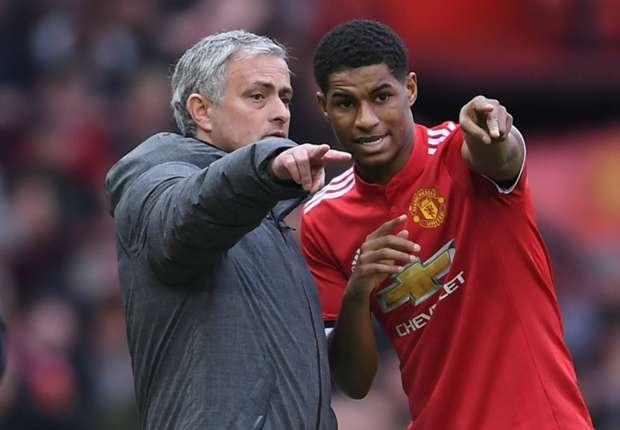 "Manchester United, José Mourinho : ""Des mensonges compulsifs concernant Marcus Rashford"""