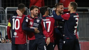 Pavoletti Cagliari Sampdoria Serie A