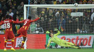 Asamoah Gyan 2010 World Cup
